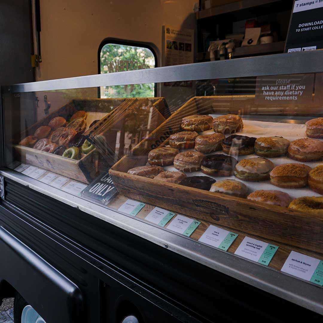 London Bridge   Doughnuts   Crosstown 02