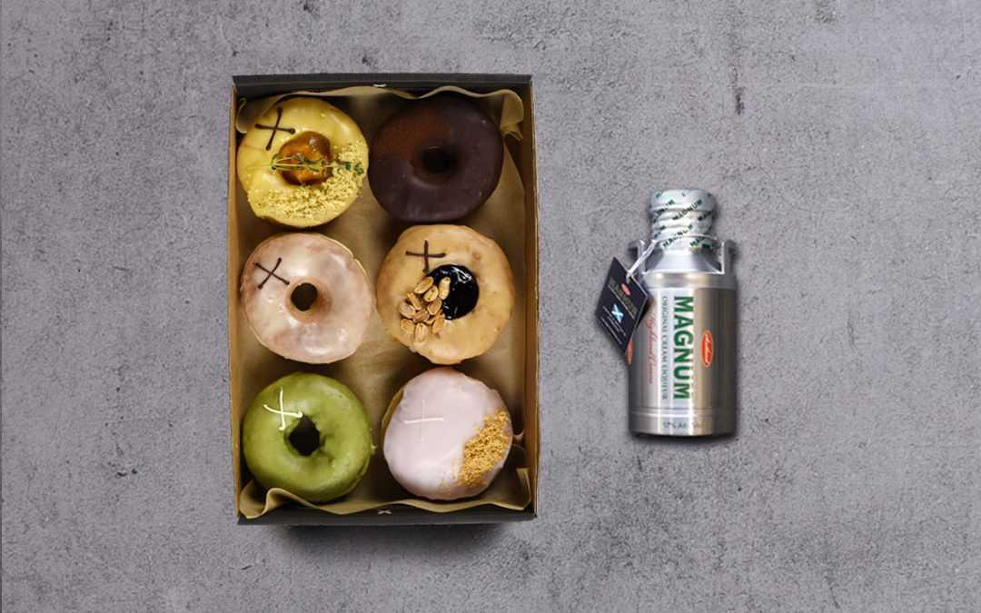 Magnum Whisky Cream Liqueur Gift Box