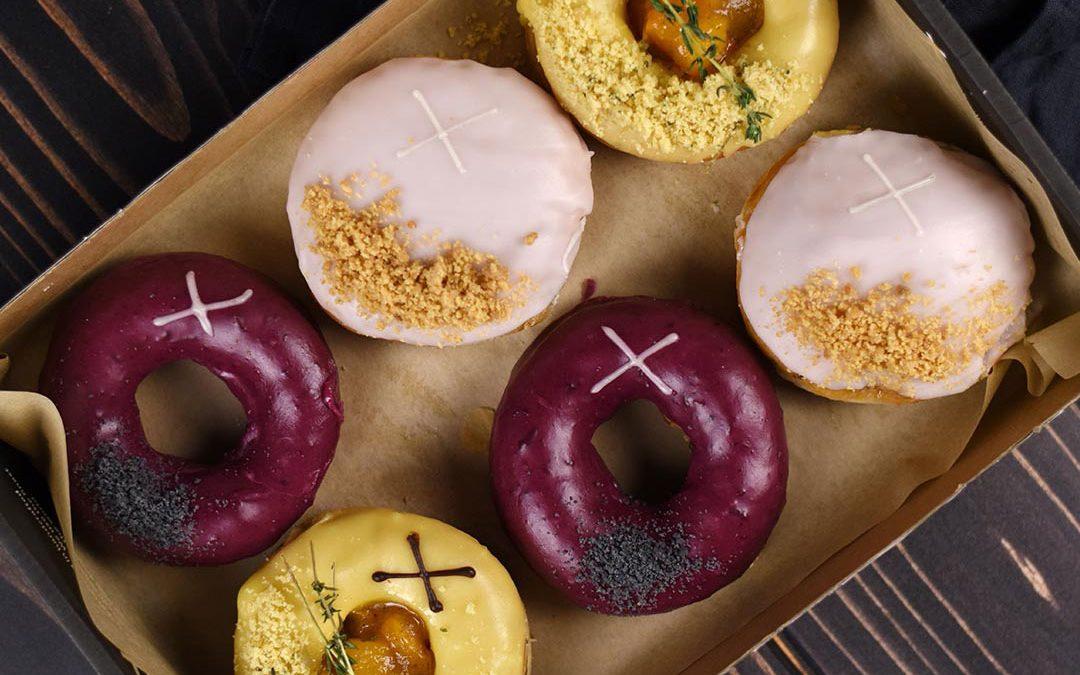 Seasonal Doughnut Selection