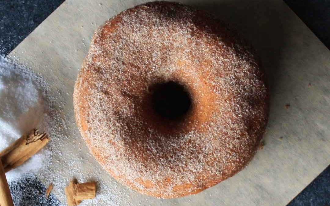 Sri Lankan Cinnamon Sugar (Ve)