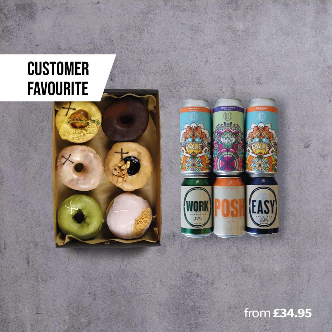 Craft Beer Gift Box