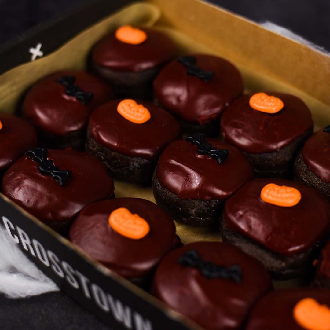 Crosstown Halloween dough bites pack 4