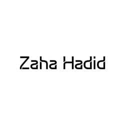 Zaha Hadid logo