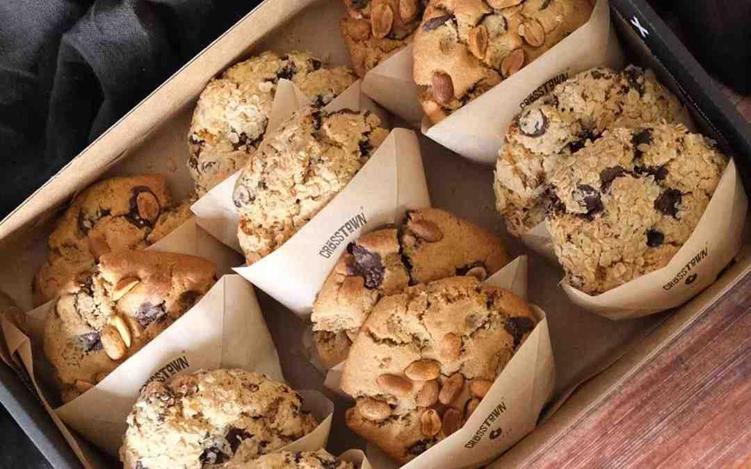 Vegan Cookie Selection (12)