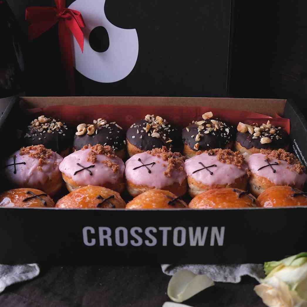 Valentines Day Dough Bites Gift Box 8