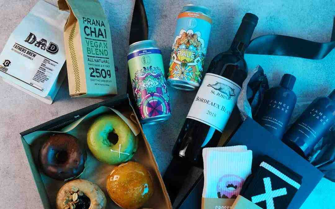 Luxury Father's Day Gift Box