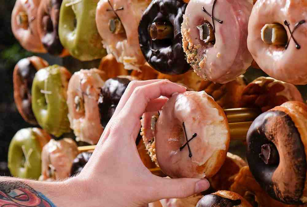 5 REASONS TO HAVE A DOUGHNUT WALL AT YOUR NEXT EVENT