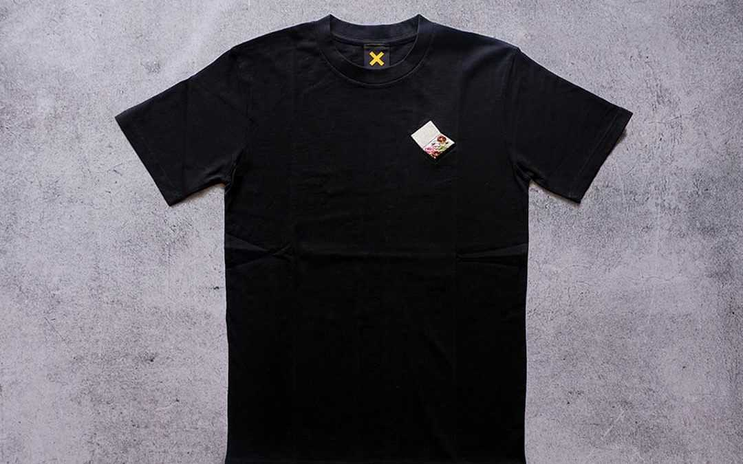Limited Edition Six-Pack Tee – Black