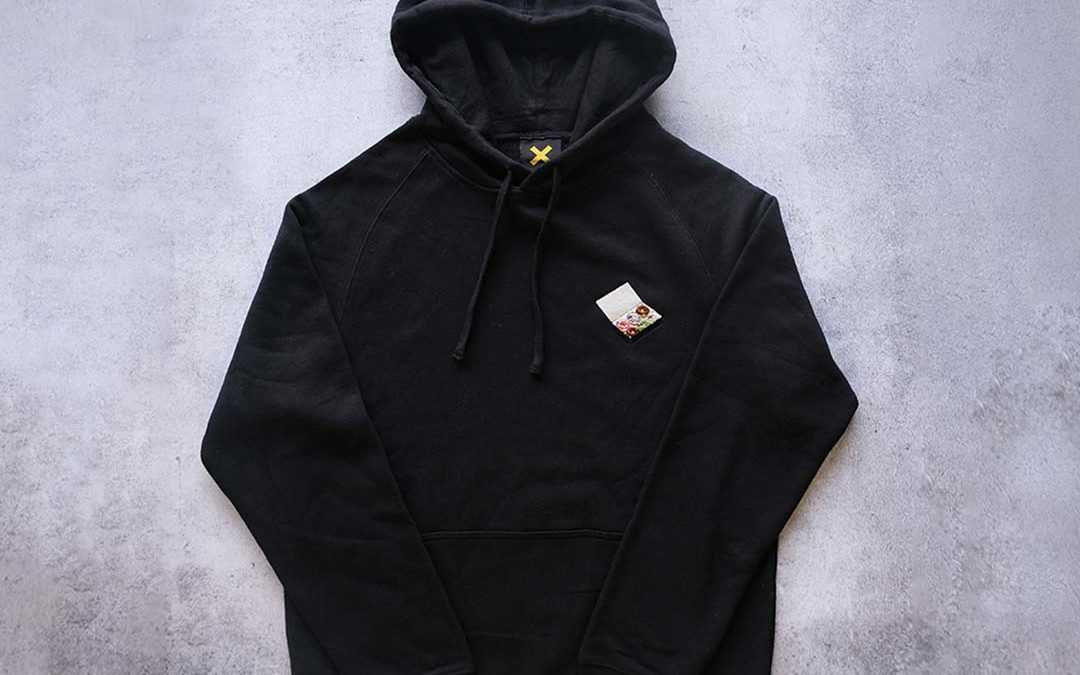 Limited Edition Six-Pack Hoodie – Black