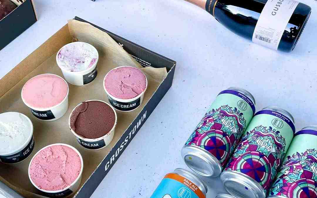 The Ultimate Picnic selection box