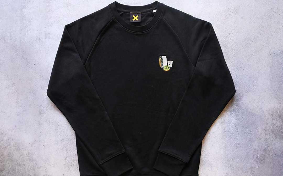 Limited Edition Takeaway Sweatshirt – Black