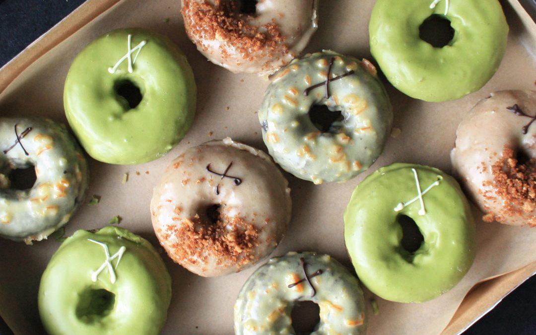 Cake Doughnut Selection