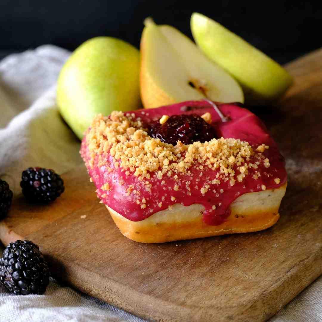Blackberry and Pear - Seasonal