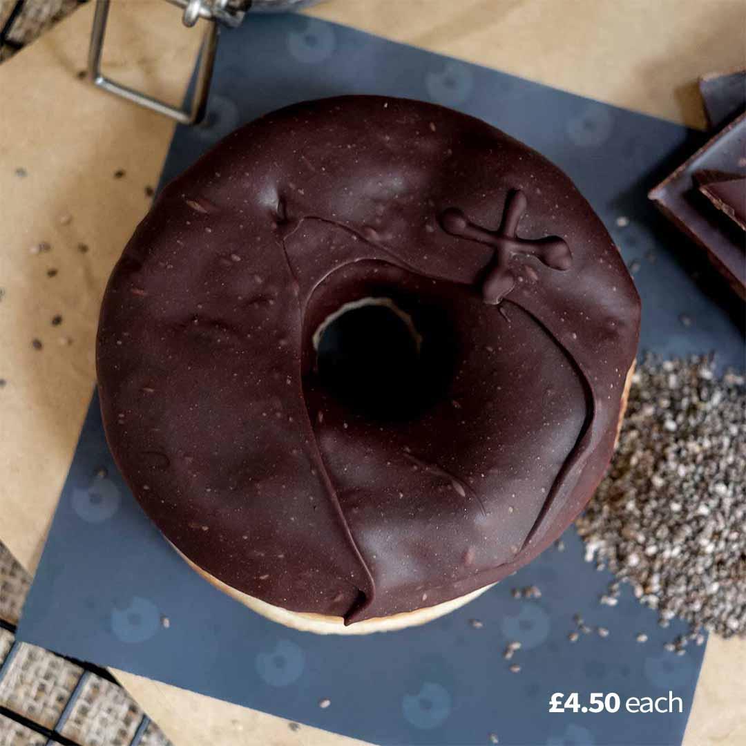 Dark Chocolate Truffle (ve)