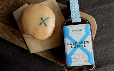 INTRODUCING THE COLD BREW MARTINI DOUGHNUT