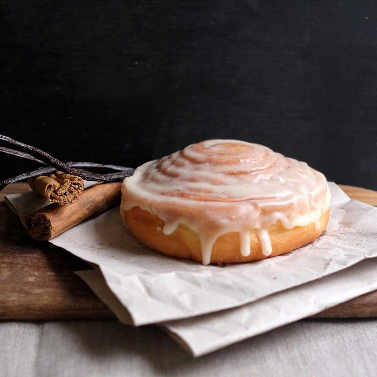 Crosstown Doughnuts Cinnamon Scroll