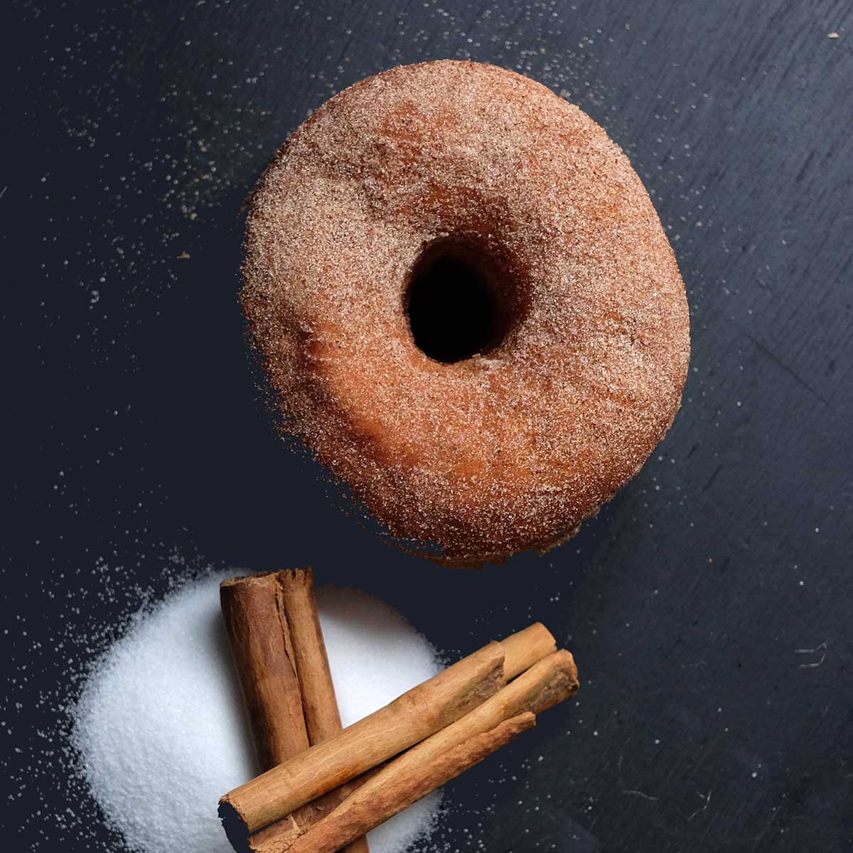 Sugar Ring Doughnut