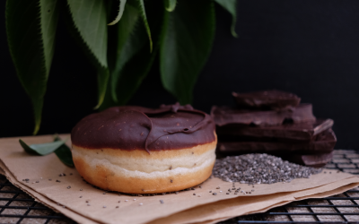 CROSSTOWN'S NEW VEGAN DOUGHNUTS