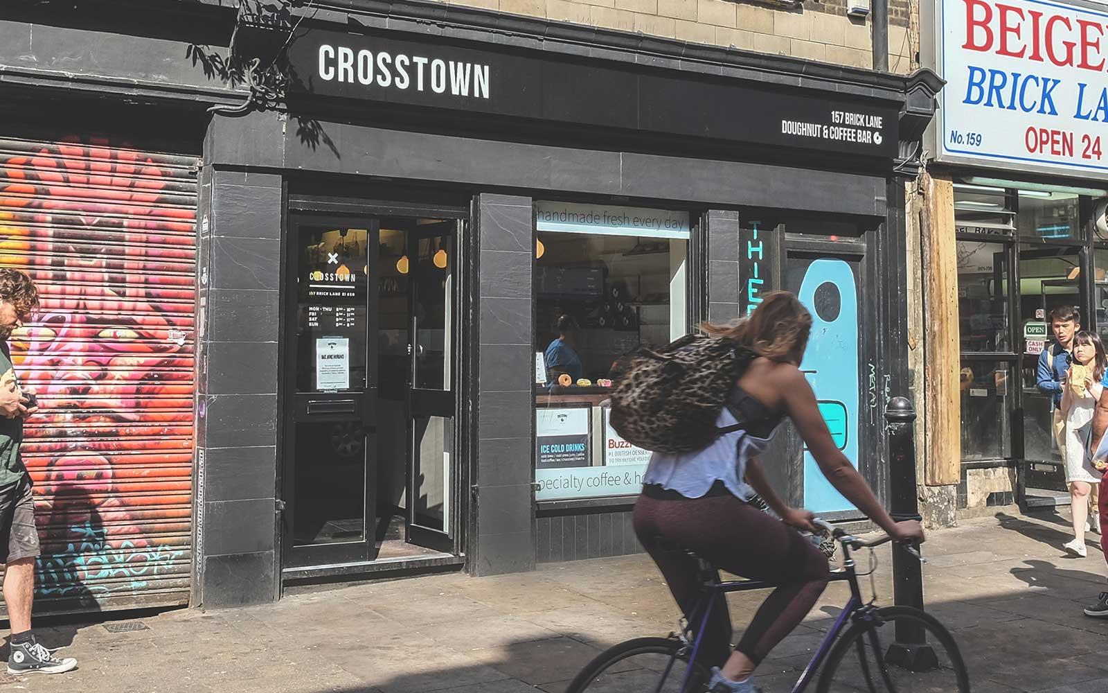 crosstown brick lane