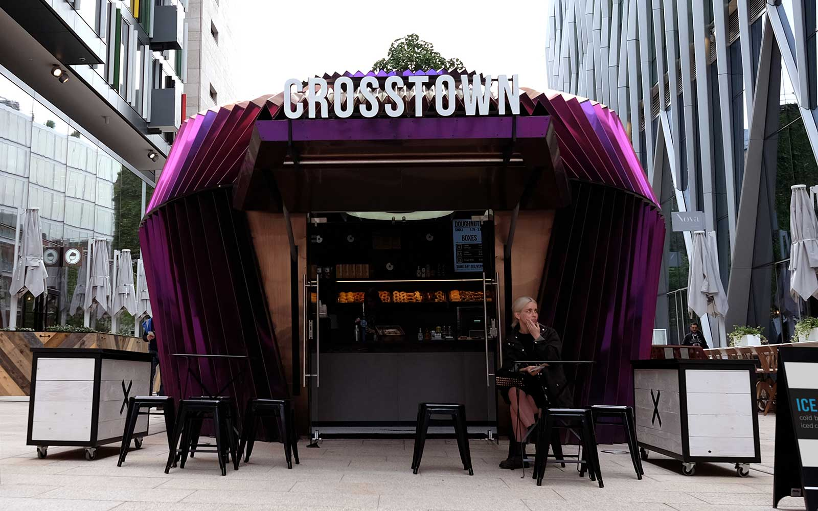 crosstown Victoria
