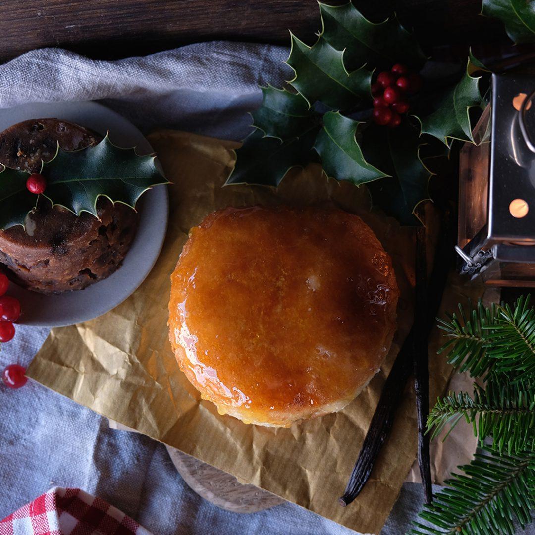 Christmas Crème Brûlée