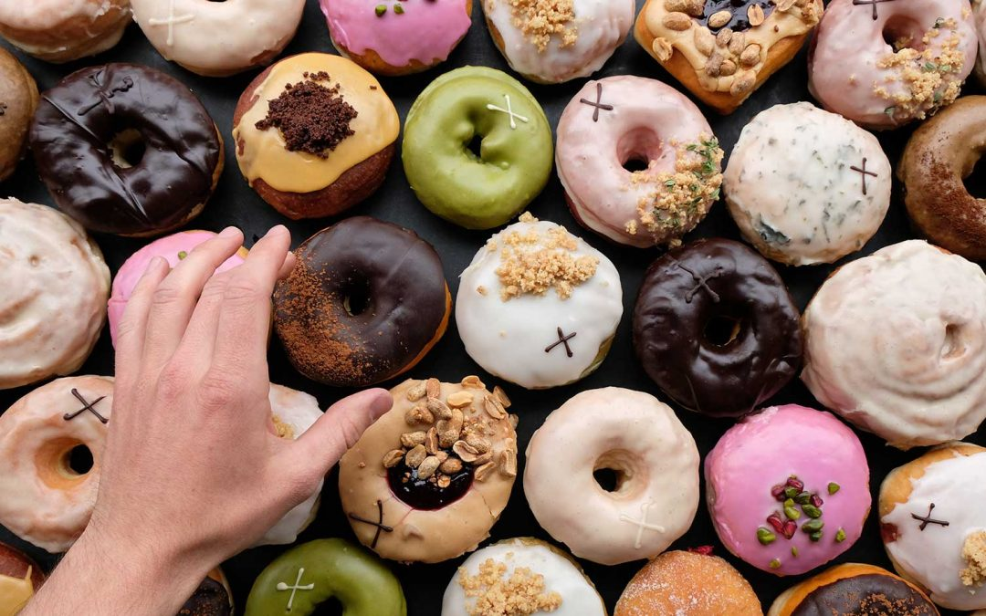 ORDER DOUGHNUTS UNTIL 11PM FOR NEXT DAY DELIVERY