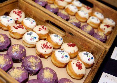 Custom Doughnuts for a special event