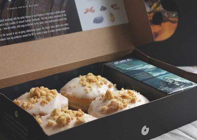 Crosstown doughnut collaboration with Jura