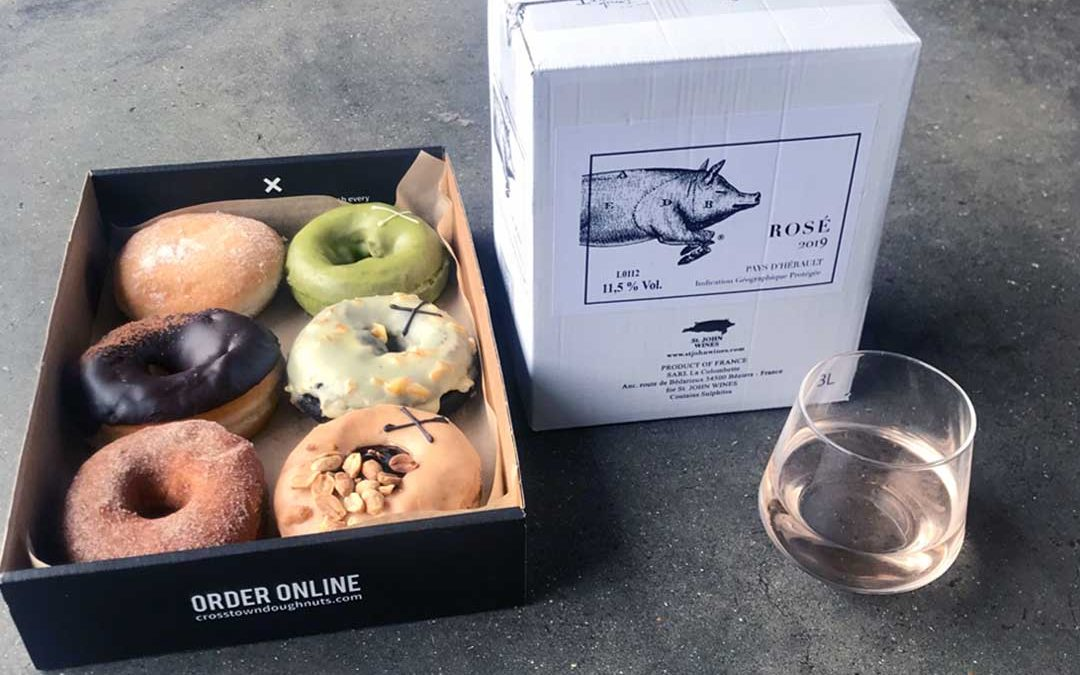 St. JOHN Wines Gift Box
