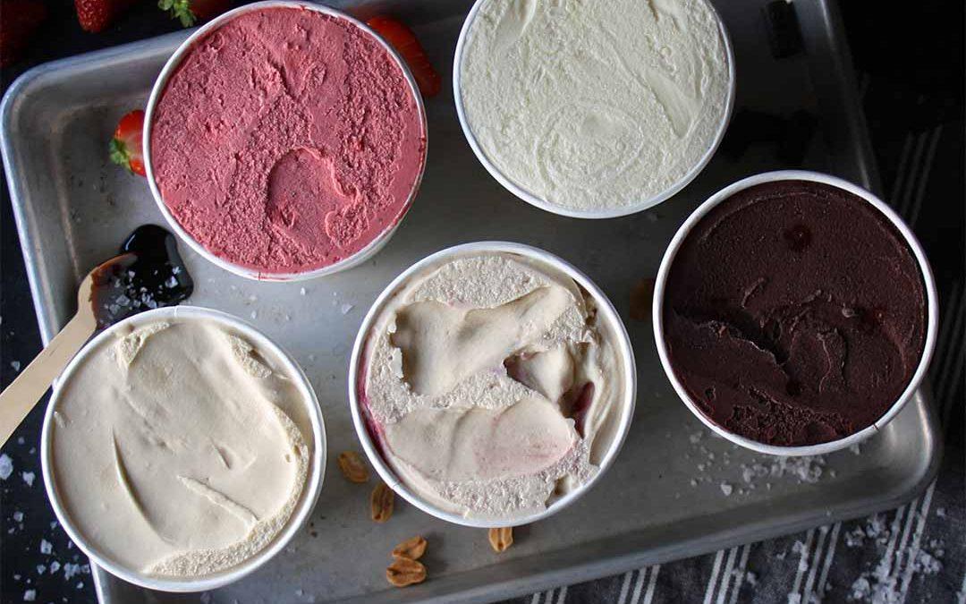 Ice Cream Selection – 500ml