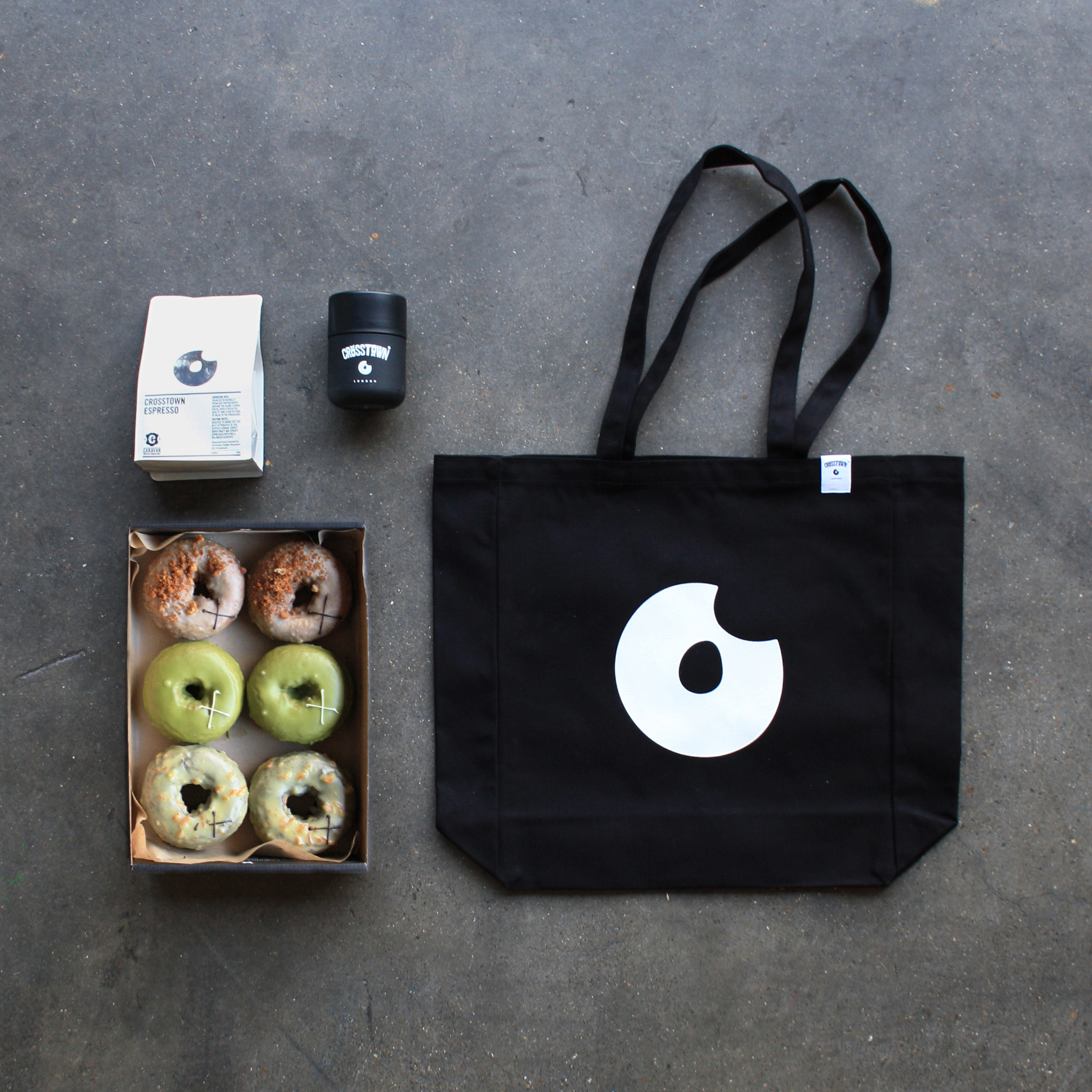 Crosstown Experience Gift Box