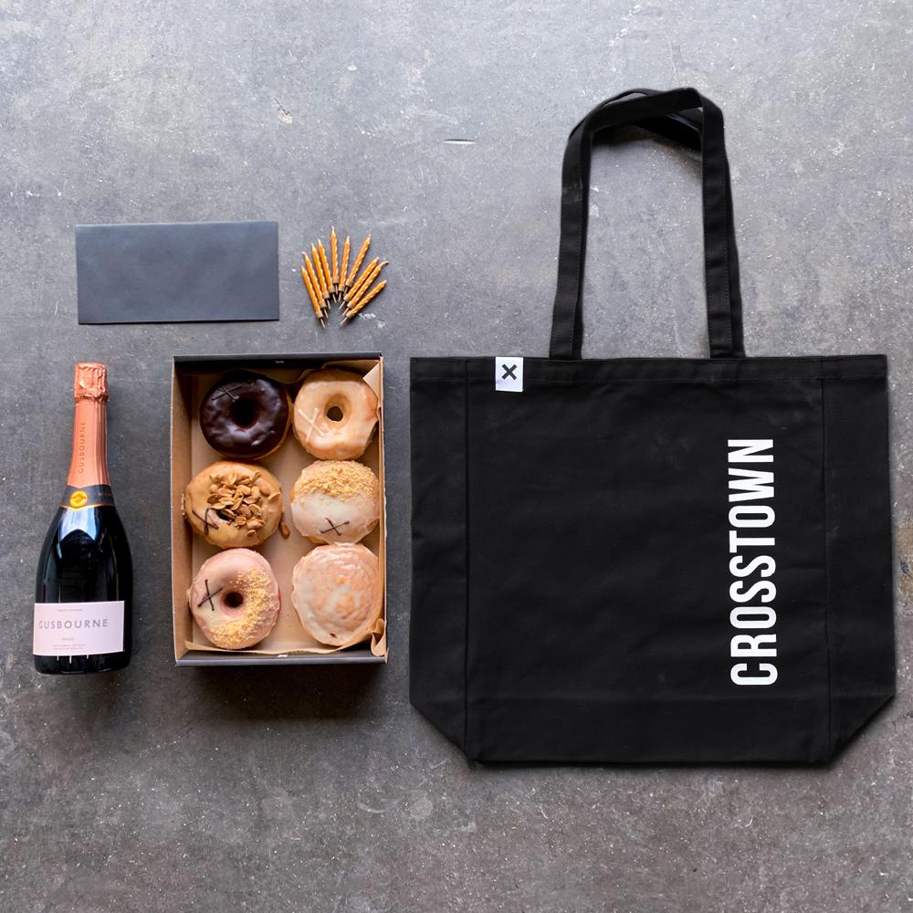 Crosstown Birthday Gift Box