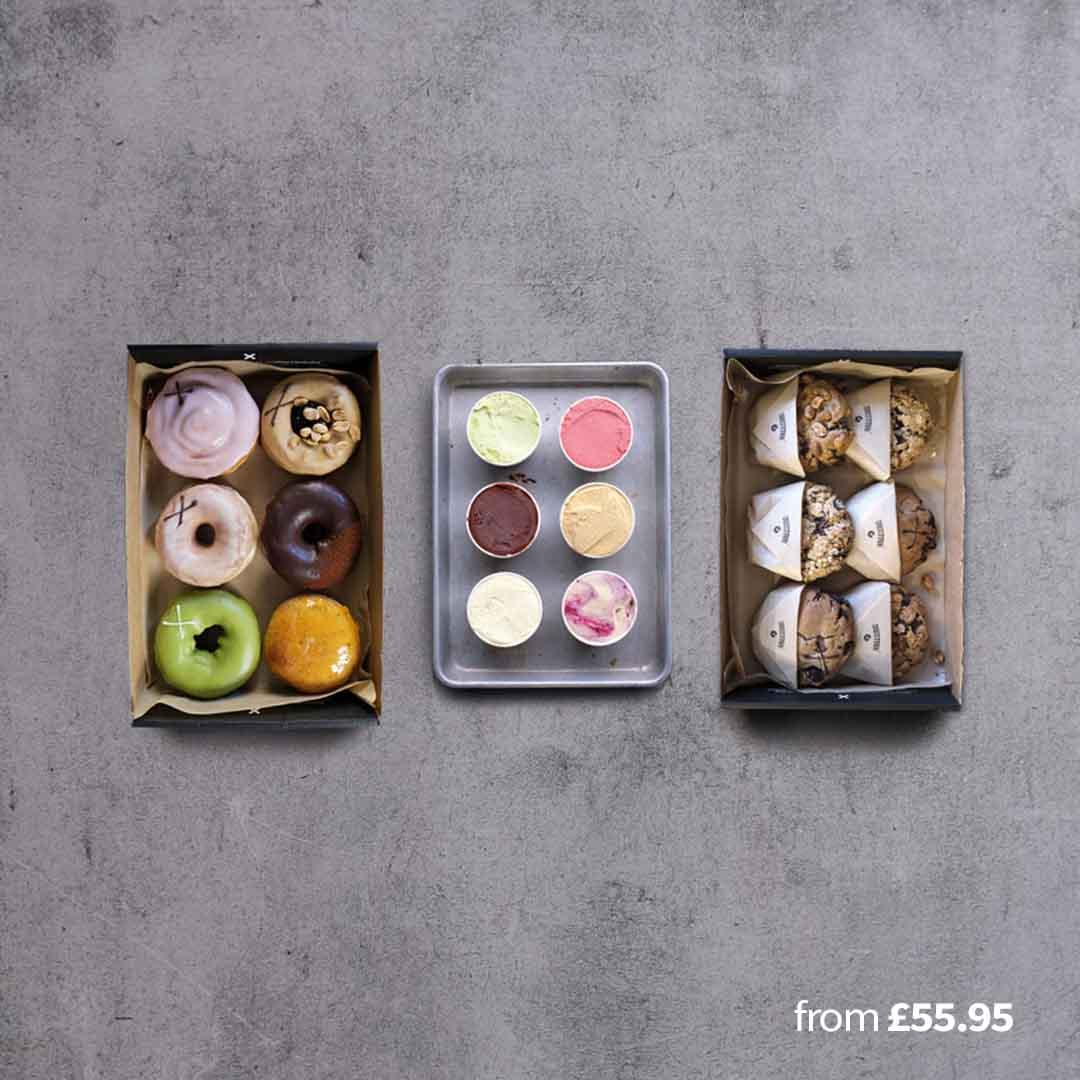 Luxury Dessert Gift Box