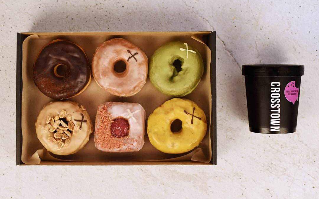 Ice Cream Pint + Doughnuts or Cookies