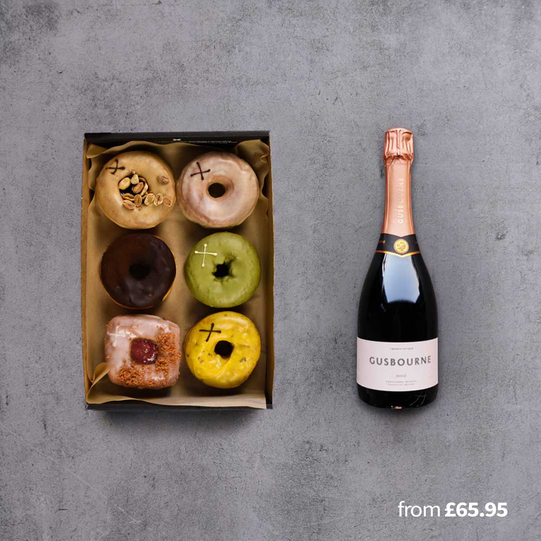 Gusbourne Sparkling Rosé Gift Box