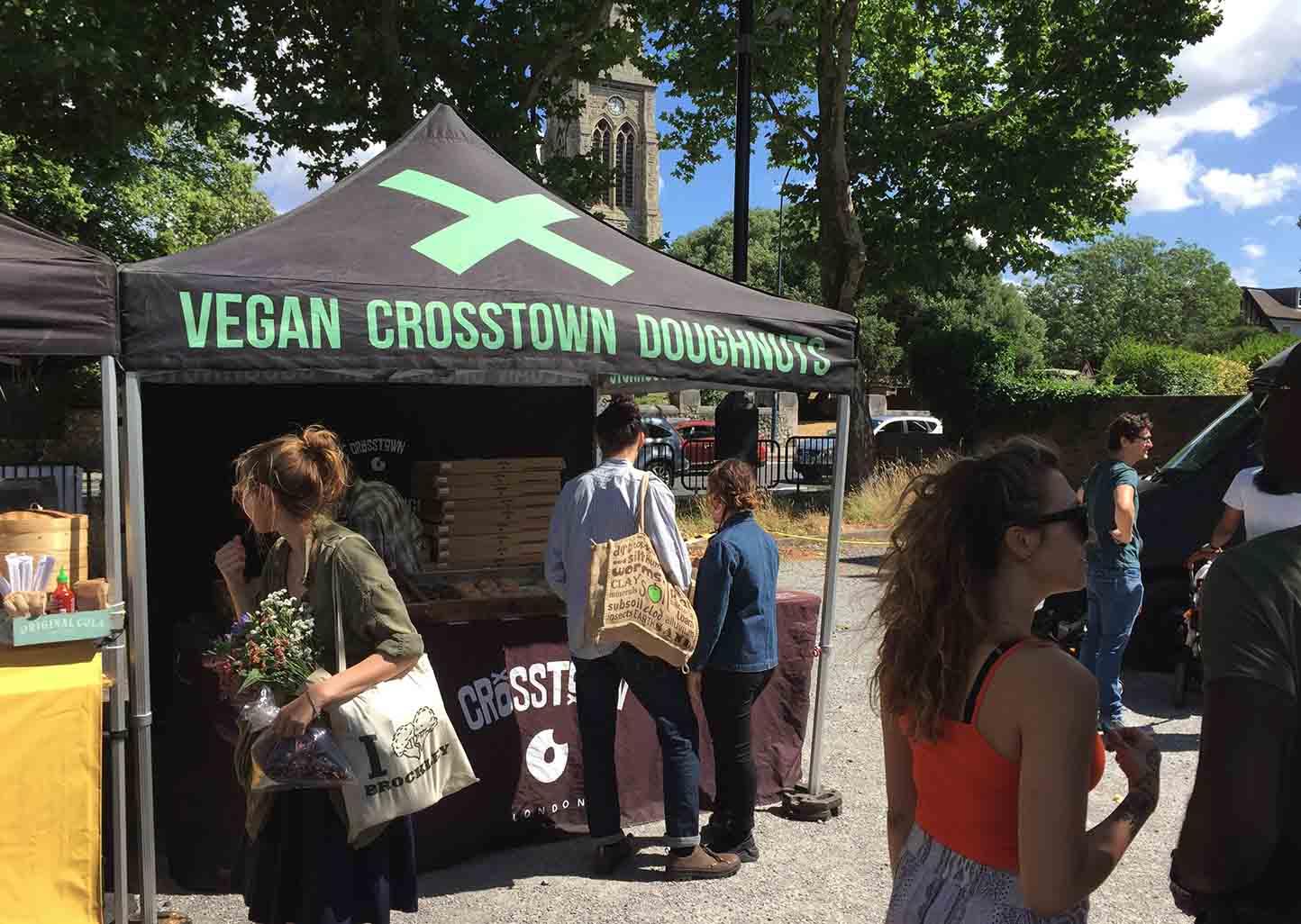 crosstown brockley market