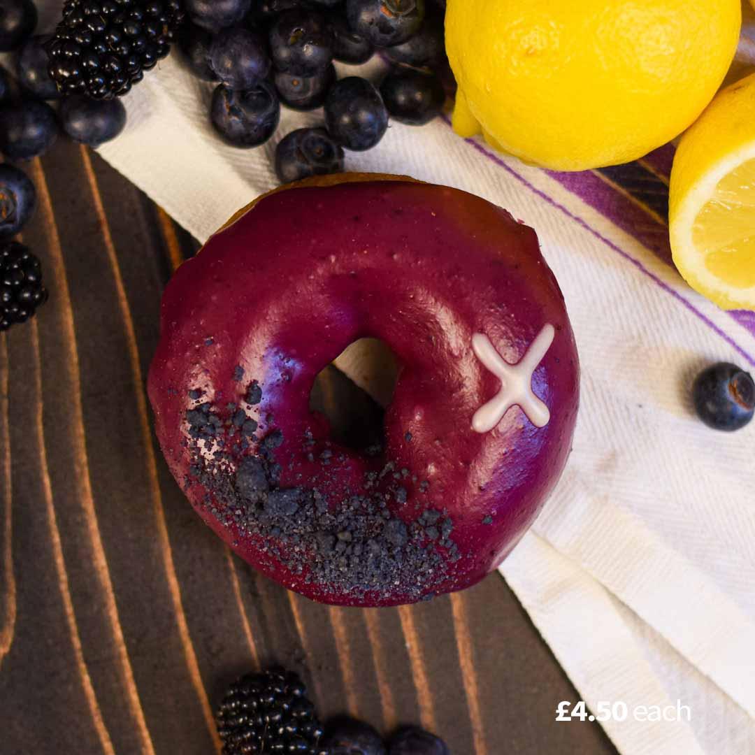 Blueberry & Lemon (ve)